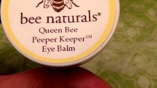 Bee Naturals Queen Bee Peeper Keeper Eye Balm 0.6 oz