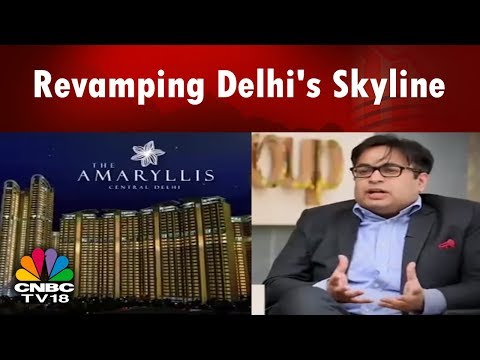 The AMARYLLIS: Unity Group Ties Up with Versace to Revamp Delhi's Skyline | CNBC TV18
