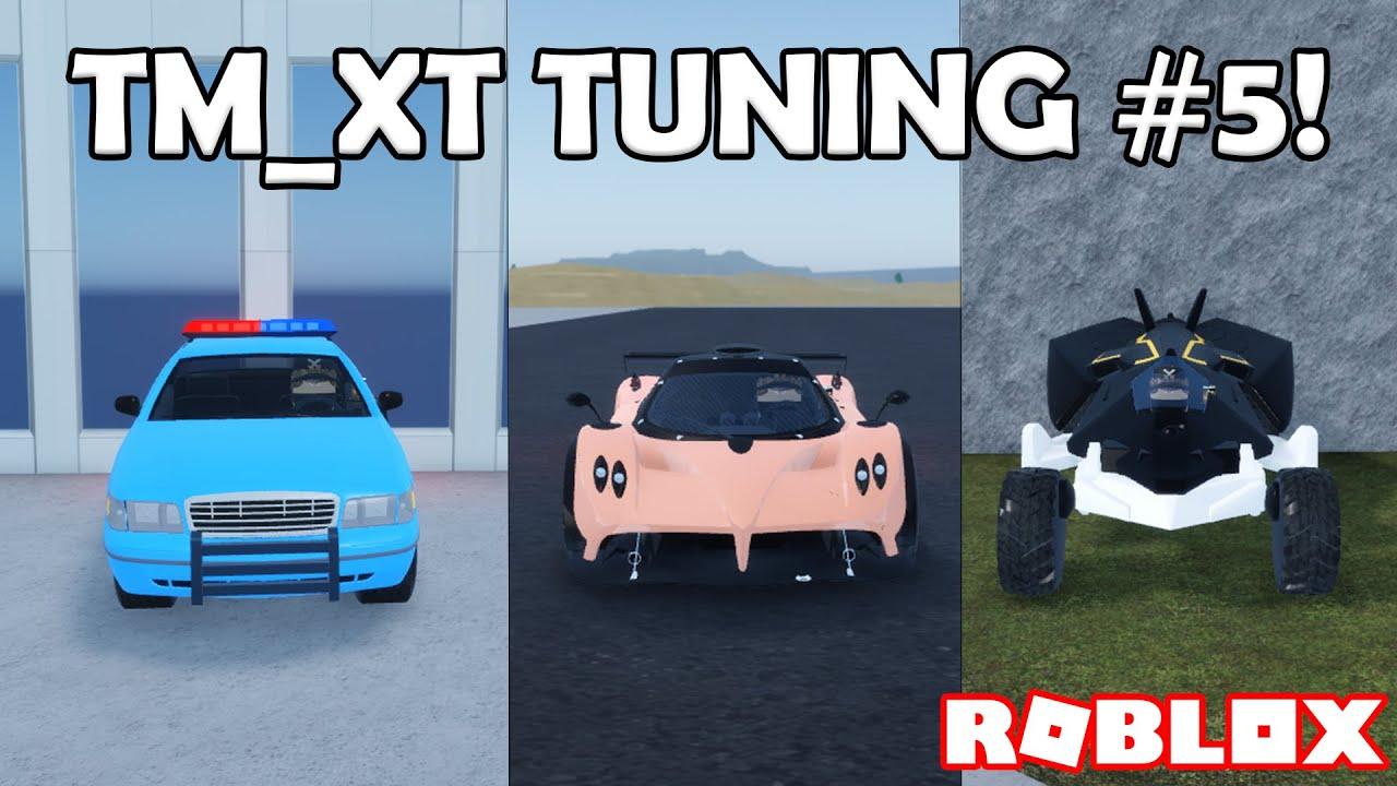 TM_XT tuning #5! Monarch Victor, Street Screamer, Airuption! | Roblox: Vehicle Simulator
