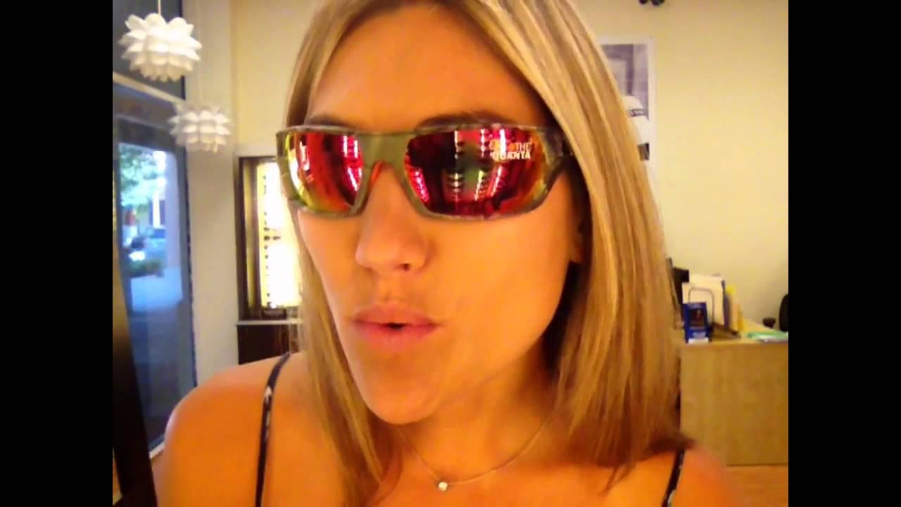 50d9dbafb5b Spy Quanta Sunglasses Real Tree Orange Spectra Lenses - YouTube