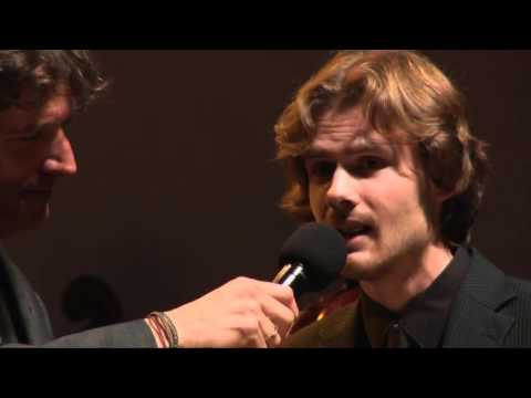 Interview Sebastiaan van Bavel   Edison Award 2014