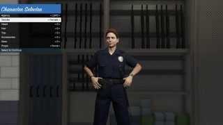 Sou Policia no GTA V LSPD Mod Muito Loko EP1