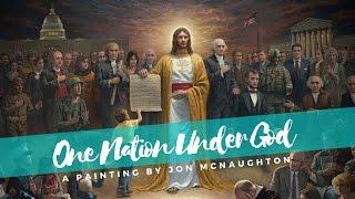 One Nation Under God - Jon McNaughton