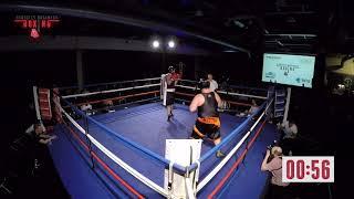 Strictly Business Boxing XVI - Phil Rose VS Anthony Spreadbury