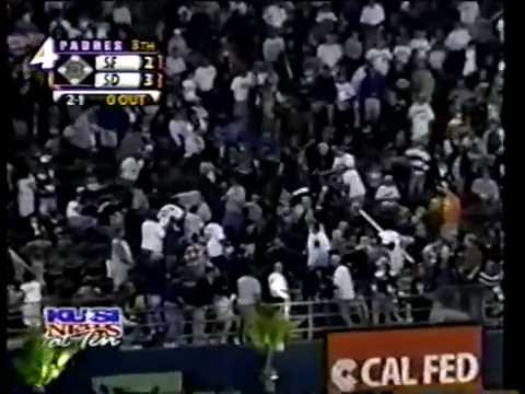 Chargers, Padres, 2001