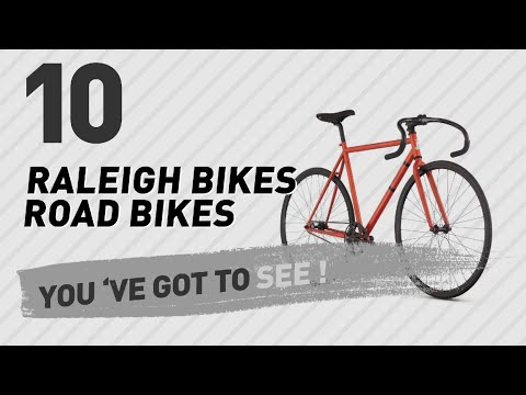 Starring: Raleigh Rush Hour City Bike // Raleigh Bikes Road Bikes