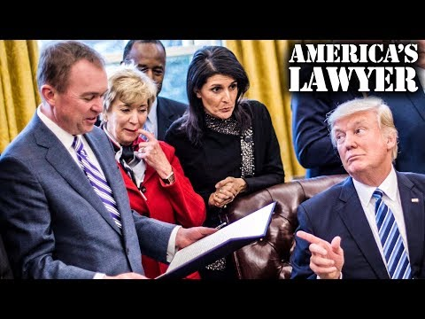 The Criminal Quality Of Trumps Regulatory Appointments