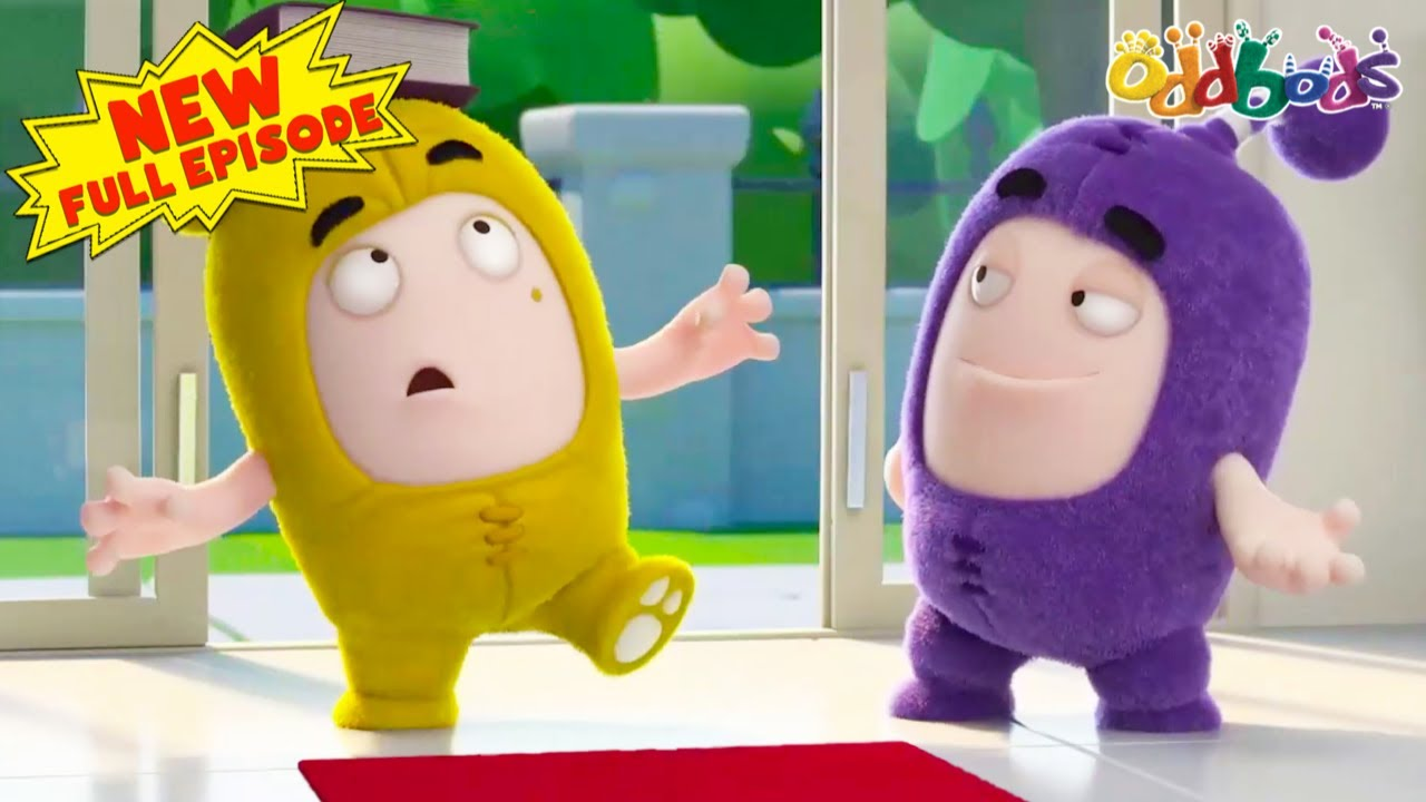Oddbods | NEW | DANCING QUEEN | Full EPISODE COMPILATION | Funny Cartoons For Kids