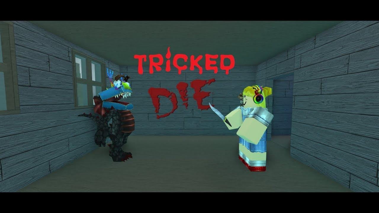 tricked roblox halloween movie