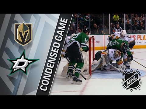12/09/17 Condensed Game: Golden Knights @ Stars