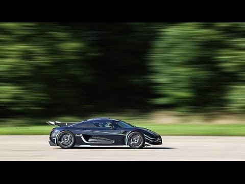 What Happens When You Pit an Audi R8 GT Against a Koenigsegg One:1