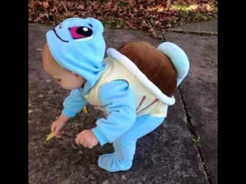 Hermosos disfraces para bebes youtube - Disfraces bebe halloween ...