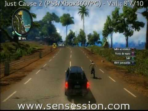 Just Cause 2 analisis review