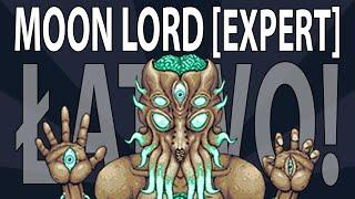 Poradnik Terraria 1.3 - Moon Lord [Expert] - Prosty trick na pokonanie go!