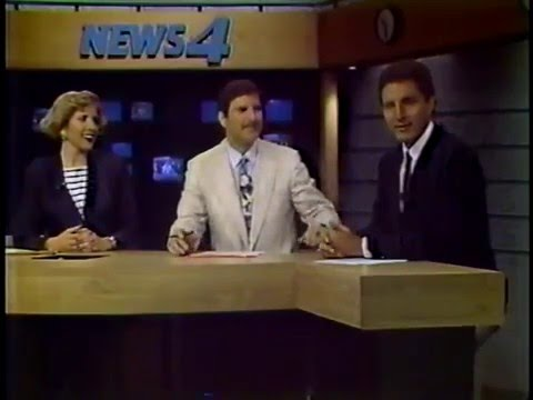 KITV 4 News Honolulu 1991 TV Guide Clip