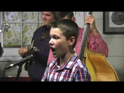 Mountain Music Showcase Carson Peters & Iron Mountain
