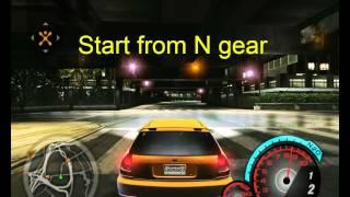 Need For Speed Underground 2 (nfsu2) Honda Civic Vtec Kick 2014