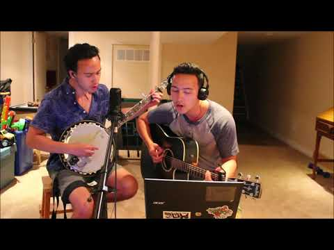 Kenny Chesney: Get Along, guitar and banjo cover