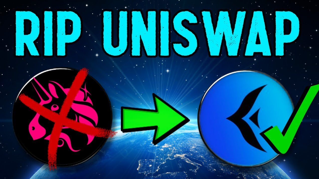 Stop Using Uniswap!! Here's Why.. KwikSwap Review