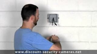 Introduction To Security Camera Installation - Part 4