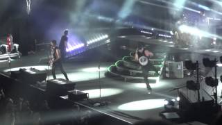 All Time Low - Weightless live - Manchester Arena - Friday 13th February, 2015