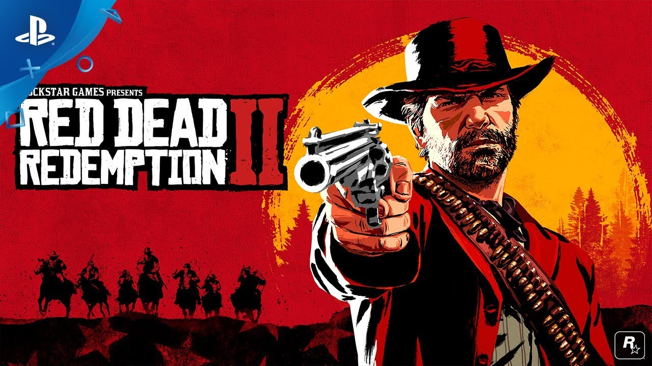 Red Dead Redemption 2 - Official Trailer 3