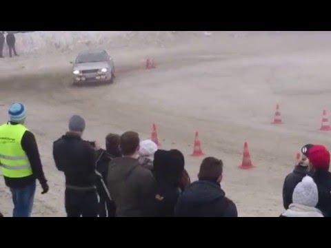 Audi coupe quattro treffen finsterau 2016 ADAC pakur