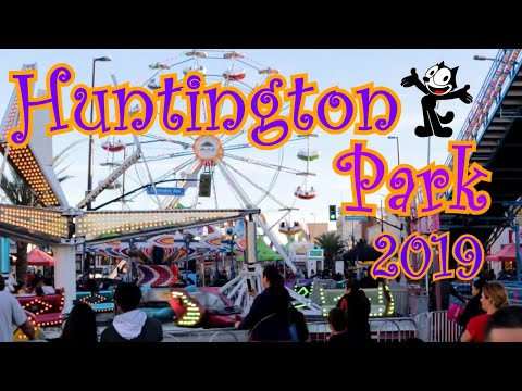 Huntington Park 2019 Spring Fair Los Angeles Largest Spring Festival