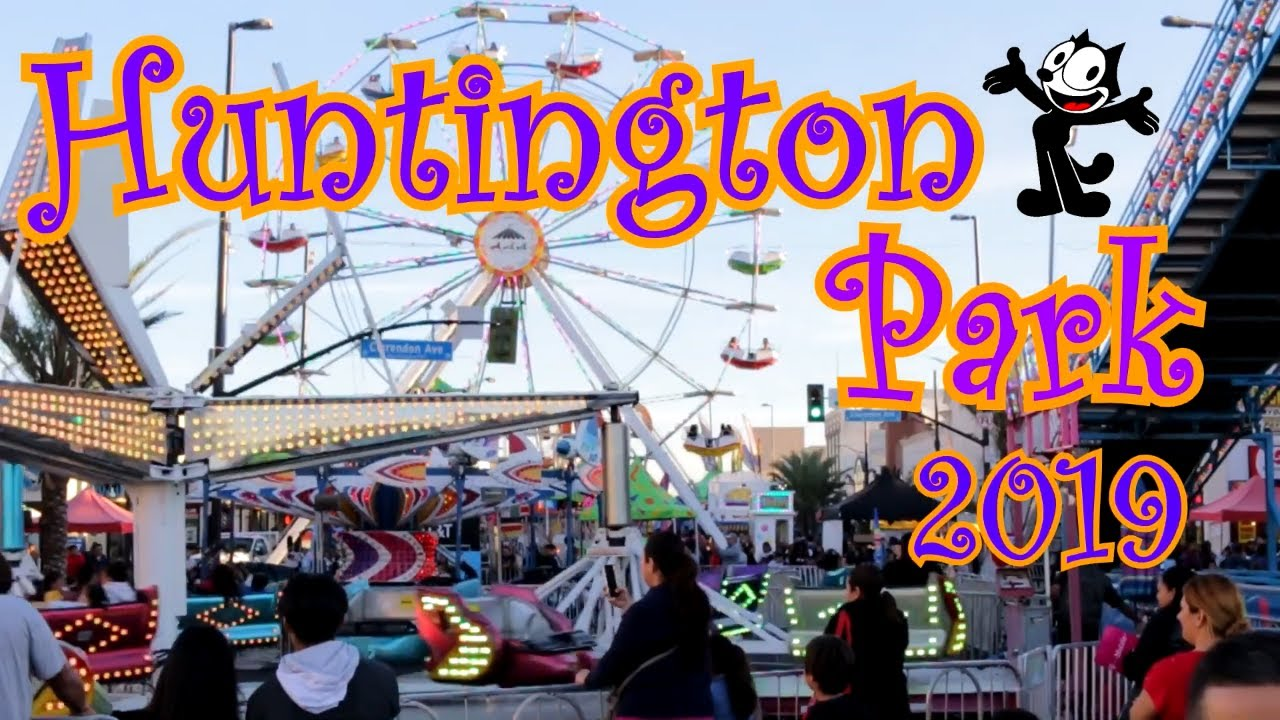 Huntington Park Christmas Parade 2020 Huntington Park 2019 Spring Fair Los Angeles Largest Spring