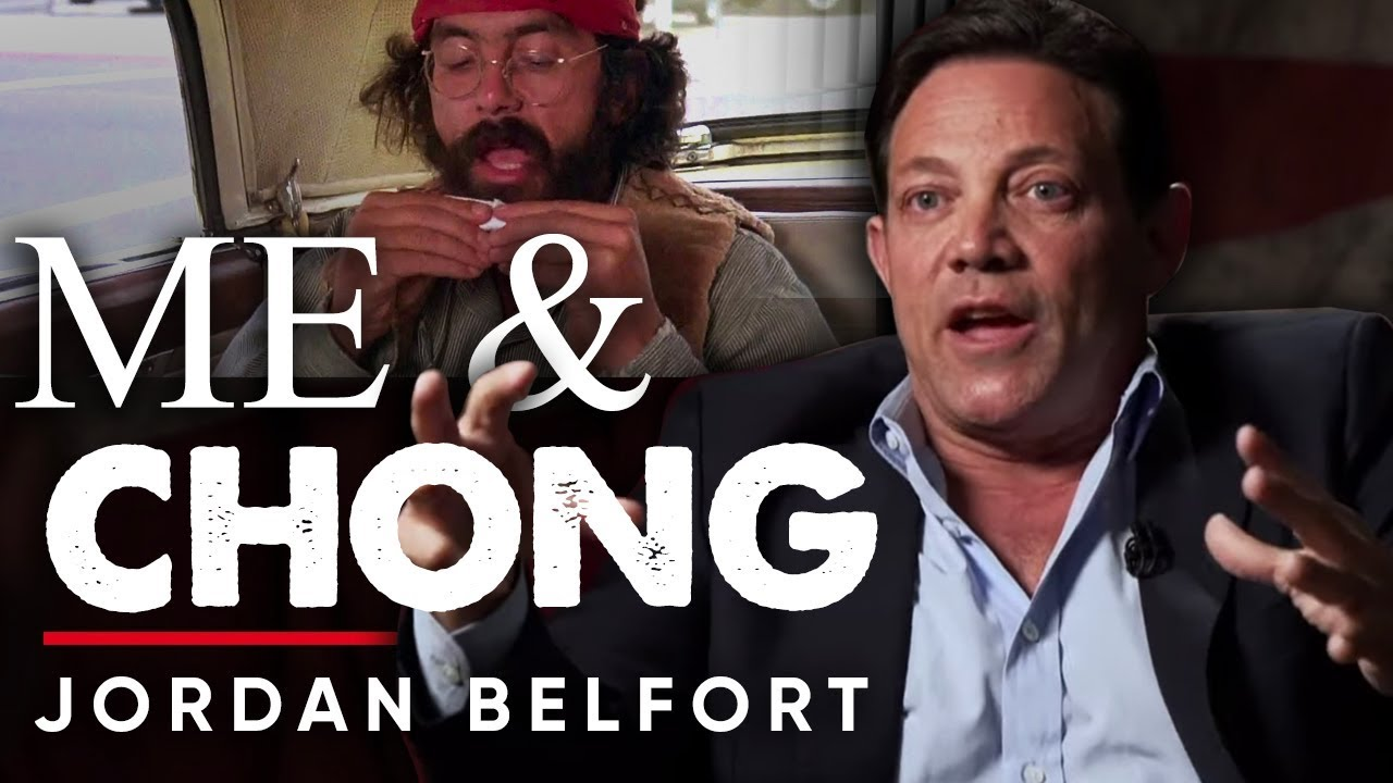 get cheap wholesale dealer factory authentic THE ADVICE I GOT FROM TOMMY CHONG - Jordan Belfort | London Real
