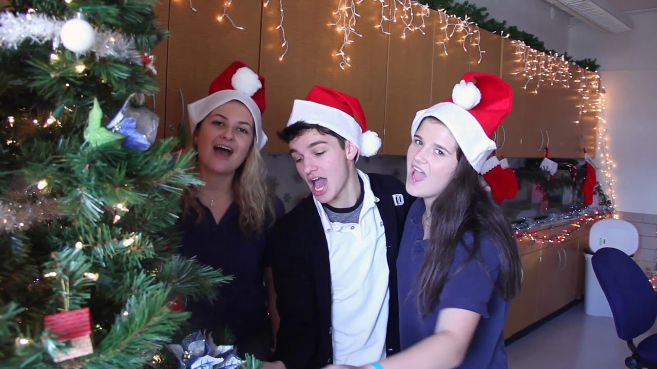 2014 Notre Dame Christmas Video - YouTube