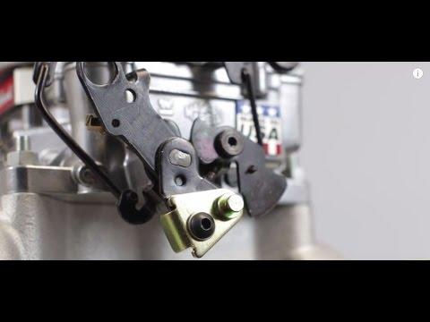 Edelbrock Transmission Throttle Valve TV Cable Adapter 8026 Overview Install Tutorial 700R4
