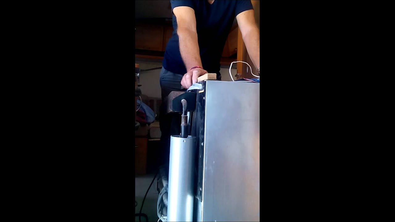Dometic Camper Fridge Not Cooling Remedy Youtube