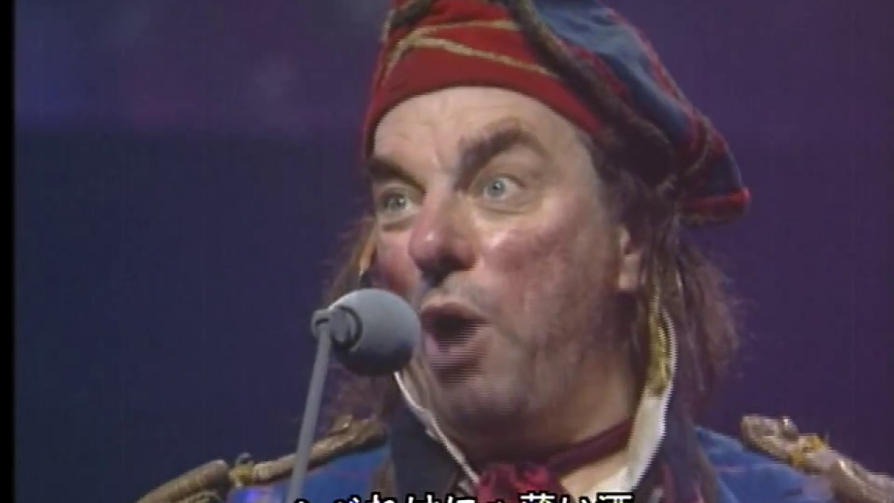 Les Miserables Master Of The House Thenardier Madame Thenardier Youtube
