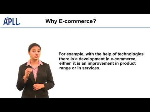 E Commerce & M Commerce Part 1