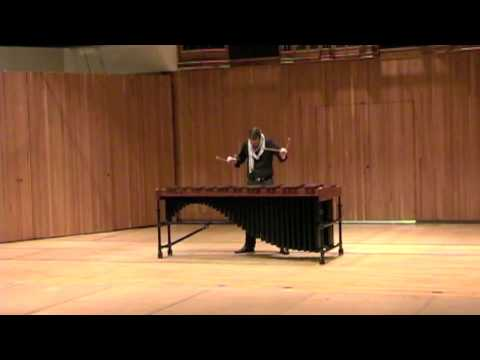 AND ALL THAT JAZZ from Chicago (for solo marimba)