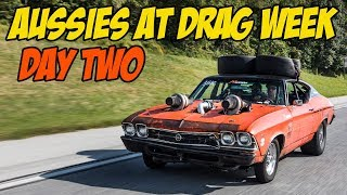 Aussies at Drag Week 2019 - Day Two + Highlights