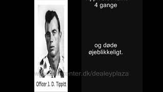 Mordet på J. D. Tippit - 1. del