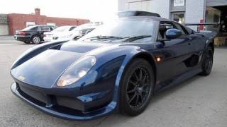2007 Noble M400 Start Up, Exhaust, In Depth Tour, and Test Drive
