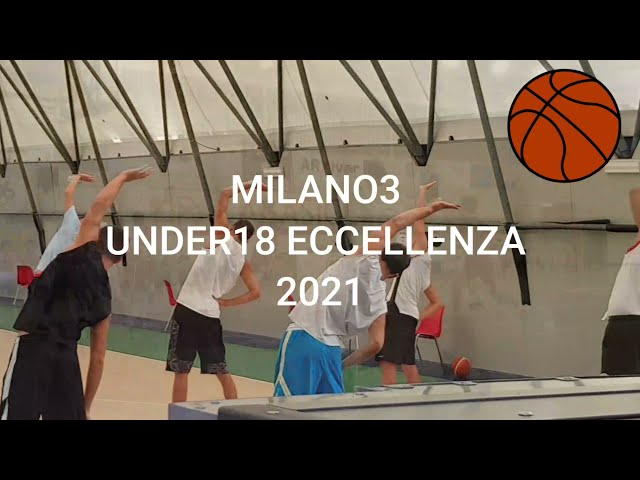 U18 Ecc: il video della stagione