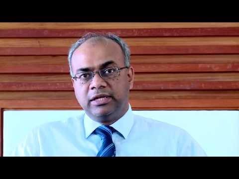 Mr.E. Balaji, talks about CII School of Logistics