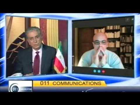 Bahram Moshiri , بهرام مشيري « حسن روحاني ـ کريستين امانپور » ـ 28 سپتامبر 2015؛ from YouTube · Duration:  47 minutes 51 seconds