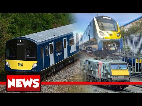D Trains for Island Line - Class 442s Withdrawn! | Yawwie News #2