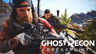 Tom Clancy's Ghost Recon Breakpoint - AI Teammates Trailer