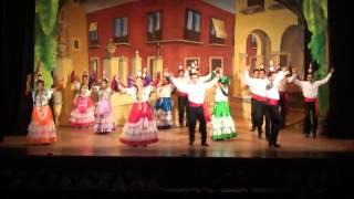 Campeche Danza Folklorica