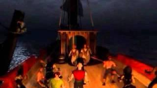 abandonware - Return To Krondor intro