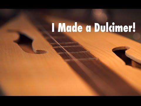 Building the Mountain Dulcimer