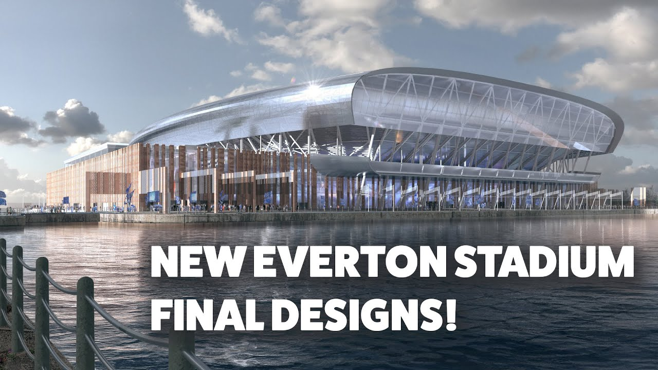 Everton Fc Bramley Moore Dock Stadium Final Plans By Meis Architects Revealed The Strength Of Architecture From 1998