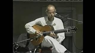 ''Berimbau'' Baden Powell solo  ao vivo em Salvador