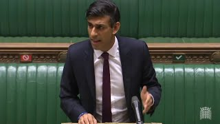 video: Politics latest news: Rishi Sunak to pay two thirds of wages for workers on reduced hours